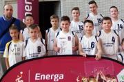 IV miejsce w Wojewódzkim Finale w Koszykówce Chłopców